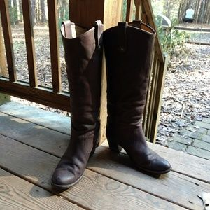 Frye Jackie Button Boots